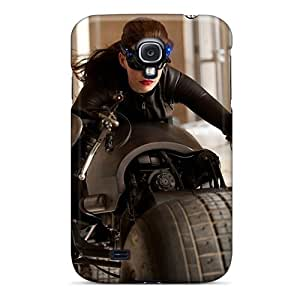 Cute High Quality Galaxy S4 Catwomen On Machine Case