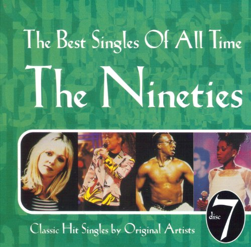 Paula Abdul - The Best Singles Of All Time The Nineties [disc 7] - Zortam Music