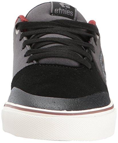 Shoes Black Skateboarding Black Marana Charcoal Etnies Men Vulc HqfvvI