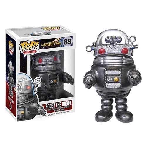 Funko POP Sci-Fi : Robby the Robot Toy Figure from Funko