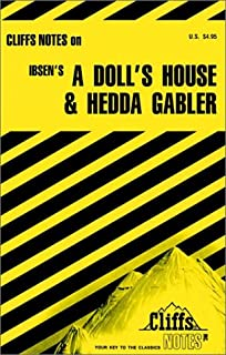 Sparknotes A Doll S House Amazon De Henrik Ibsen Fremdsprachige