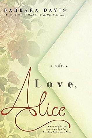 book cover of Love, Alice