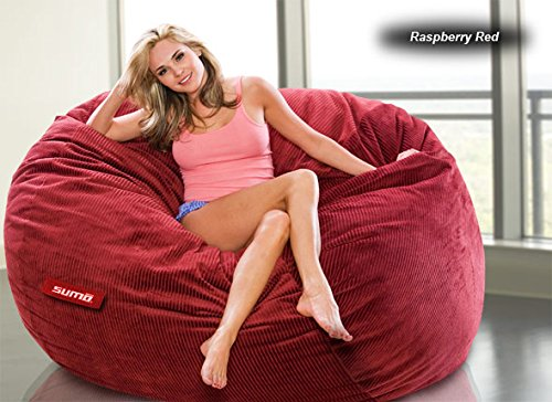 Super Top 10 Best Sumo Lounge Bean Bag Which Is The Best One In Bralicious Painted Fabric Chair Ideas Braliciousco