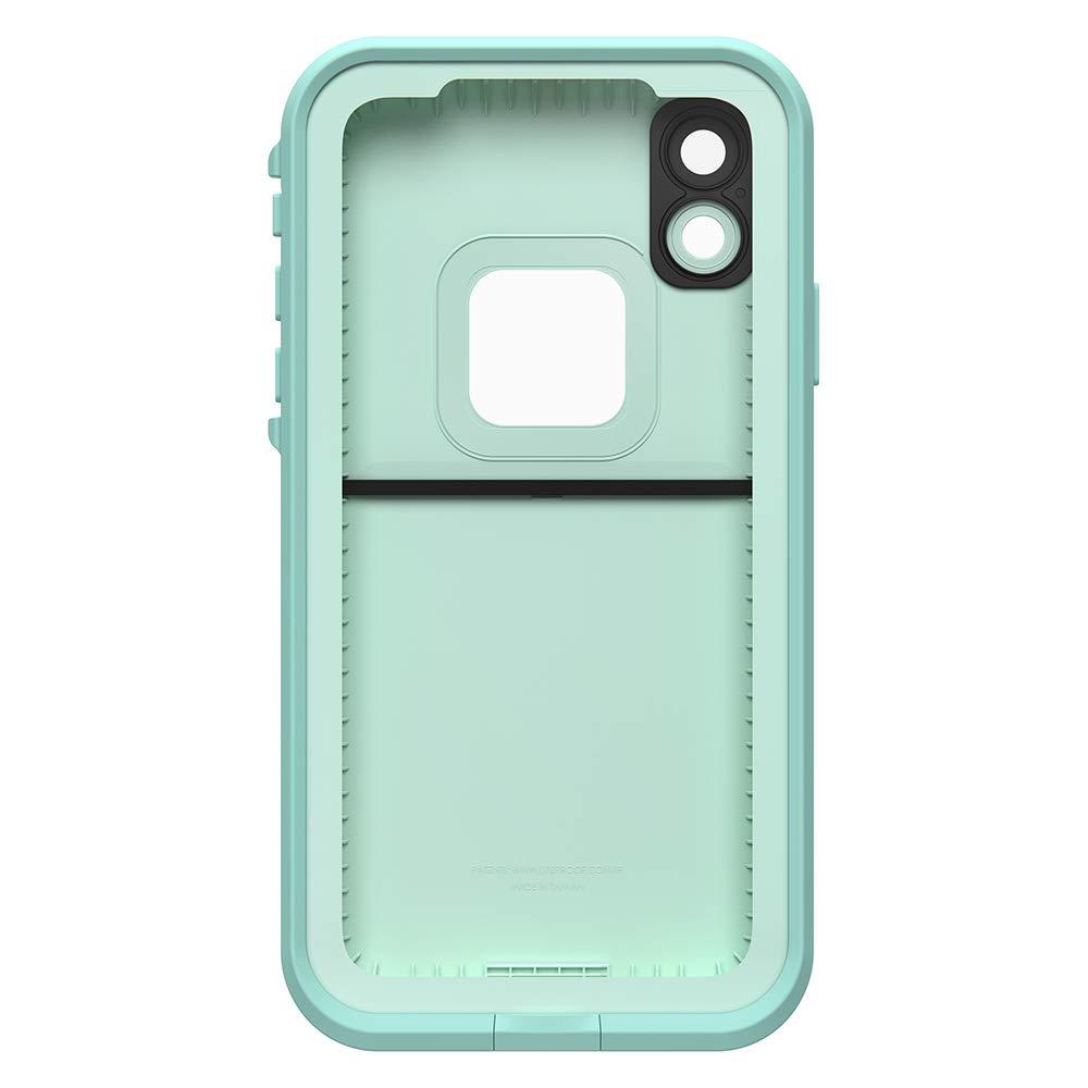 Lifeproof FRĒ SERIES Waterproof Case for iPhone XR - Retail Packaging - TIKI (FAIR AQUA/BLUE TINT/LIME) by LifeProof (Image #4)