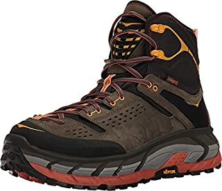 best sneakers 115fd 66ceb HOKA ONE ONE Mens Tor Ultra Hi WP Hiking Sneaker Boot Shoe ...