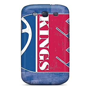 VdnpaGz7742IwMbh Anti-scratch Case Cover AnnetteL Protective Sacramento Kings Case For Galaxy S3