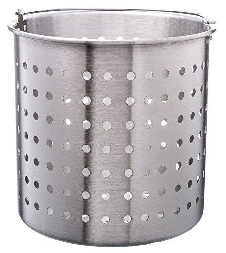 (Update International (ABSK-40) 40 Qt Aluminum Steamer Basket)