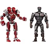 Real Steel Versus 2 Packs Assortment 1 - Atom vs. Twin Cities