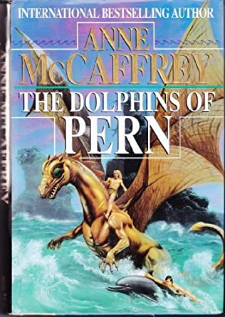 book cover of The Dolphins of Pern