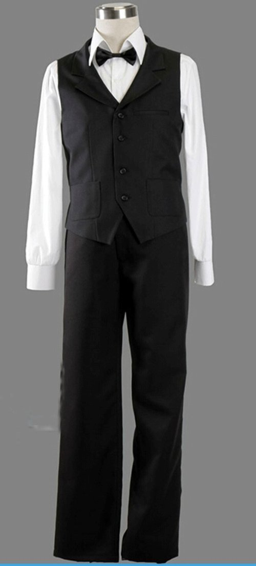 Tokio Guoqueen necrófago Kaneki Ken uniforme de trabajo ...