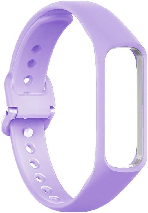 Malla para reloj Samsung Galaxy Fit2 SM-R220 (lila)