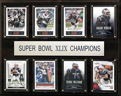 Super Bowl Plaque - 5