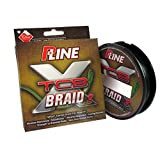 P-Line TCB 8 Carrier 150-Yard Braided Fishing Line