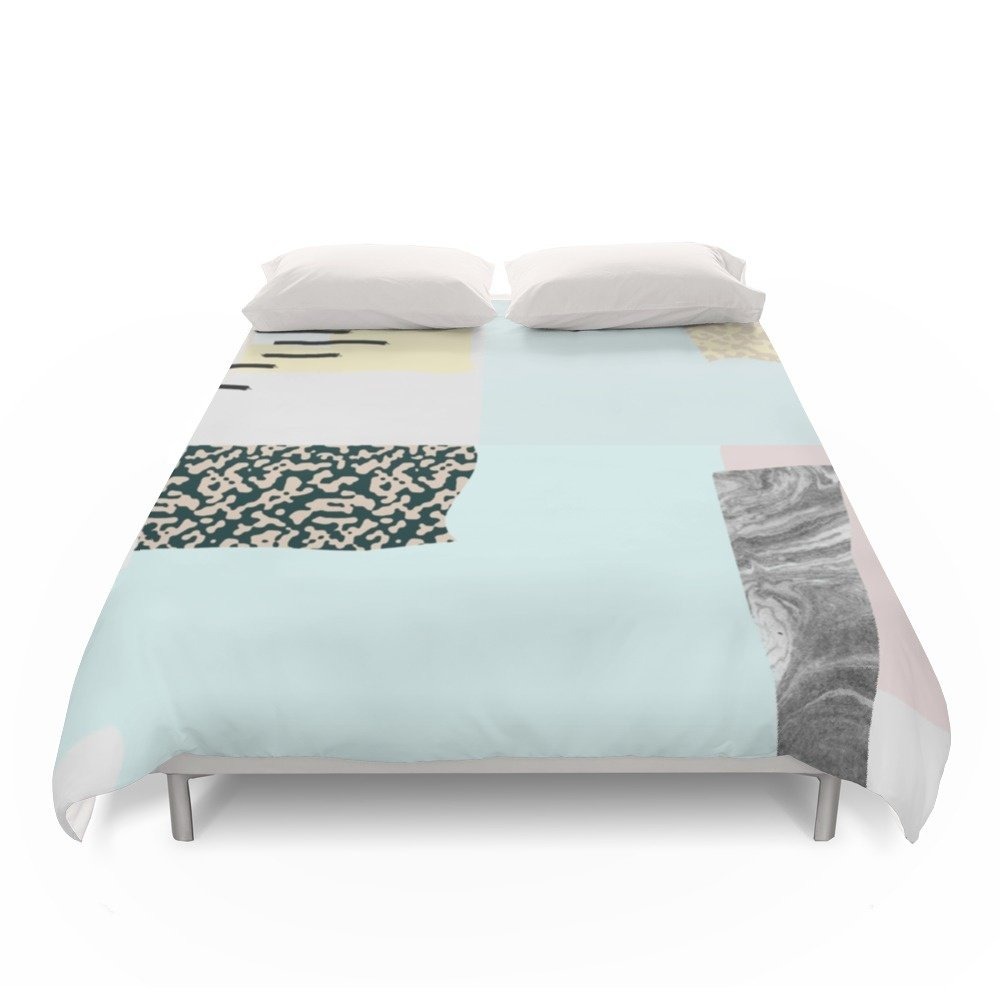 Society6 On The Wall#4 Duvet Covers Full: 79'' x 79''