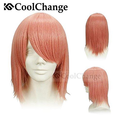 peluca cosplay sakura