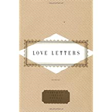 Love Letters (Everyman's Library Pocket Poets) by Peter Washington (1996-01-23)
