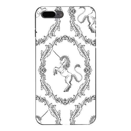 """Disagu SF-sdi-5317_1126#zub_cc6758 Design Schutzhülle für Apple iPhone 7 Plus - Motiv """"klassisches Einhorn Muster"""""""