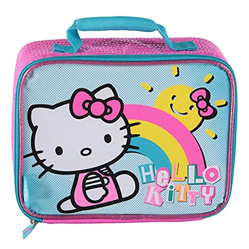 Thermos Soft Lunch Kits (Hello Kitty Turquoise)
