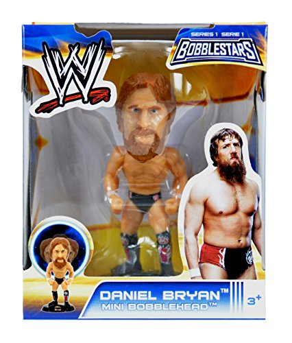 WWE 3.5'' Bobble Head Figures- Daniel Bryan by WWE