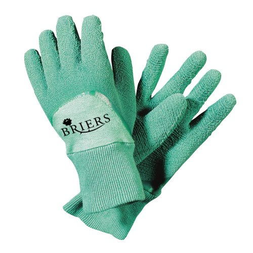 Briers 2 Pack Womens/Ladies All Rounder Gardening Gloves, Green - Rounder Online