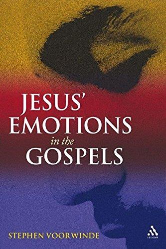 Download Jesus' Emotions in the Gospels pdf epub