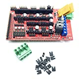Mcdectech-Brand New 3D Printer Controller board RAMPS 1.4 REPRAP MENDEL PRUSA for Arduino Mcdectech Parts And Accessories