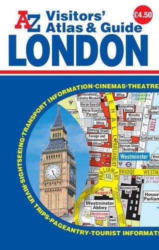London Visitors Atlas & Guide A-Z PDF