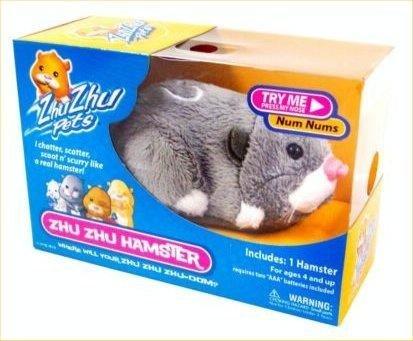 Zhu Zhu Pets Hamster Num Nums by Zhu Zhu Pets