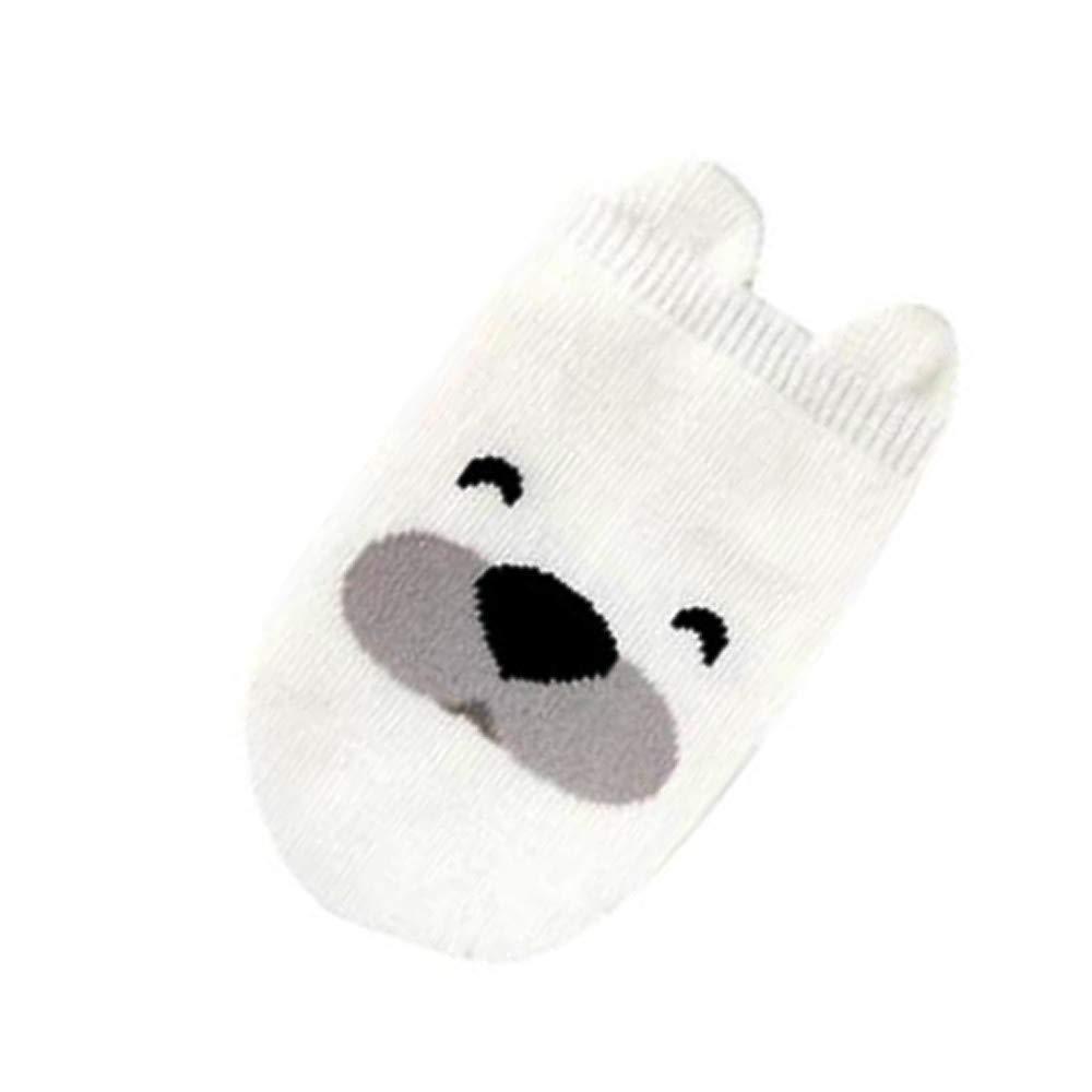 FEITONG Baby Infant Socks Newborn Cotton Boys Girls Cute Cartoon Toddler Anti-slip Socks