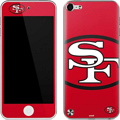 (NFL San Francisco 49ers iPod Touch (5th Gen&2012) Skin - San Francisco 49ers Retro Logo Vinyl Decal Skin For Your iPod Touch (5th Gen&2012))