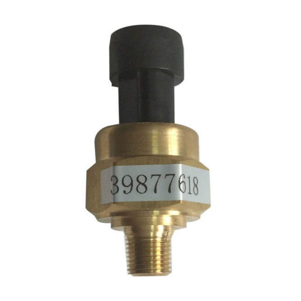 Replacement Spare Parts for Ingersoll Rand Air Compressor Pressure Sensor 39877618 Pressure Transducer 5VDC