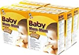 Hot Kid Baby Mum-Mum Original Flavor Rice Biscuit, 24-Count (Pack of 6) ( Value Bulk Multi-pack)
