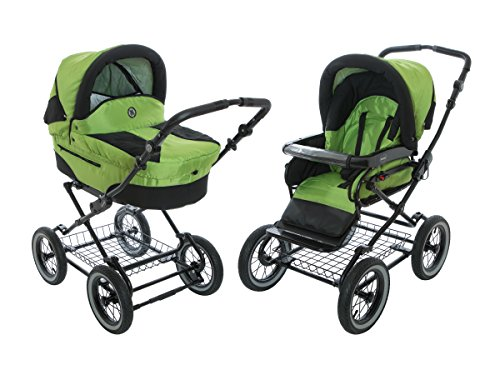 All Terrain Stroller With Reversible Seat - 4