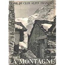 Club alpin français -la montagne n° 279