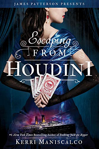 Book : Escaping From Houdini (stalking Jack The Rippe (1724)