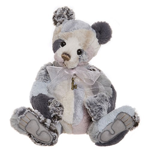 Charlie Bears Taggle Teddy Bear Plush 37cm Tall Fully Jointed Soft Plush Collectible Toy Stuffed Animal- Fully Jointed- Branded Amazing Toy