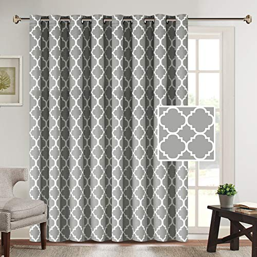 Flamingo P Blackout Printed Curtains Thermal Insulated