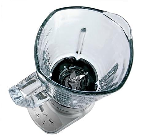 Cuisinart CBT-700, Vidrio, Die-cast metal, Acero inoxidable - Licuadora: Amazon.es: Hogar