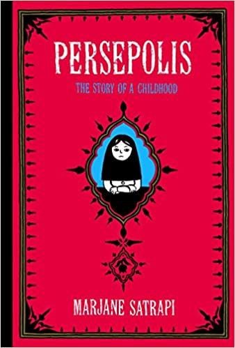 Book Review Country Called Childhood By >> Persepolis The Story Of A Childhood Pantheon Graphic Library