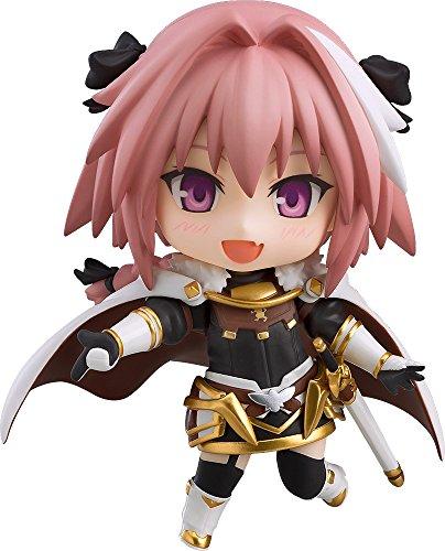 Good Smile DEC178830 Fate/Apocrypha: Rider of Black Astolfo Nendoroid Action Figure