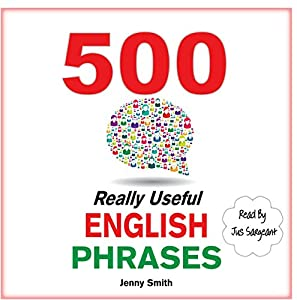 500 Really Useful English Phrases Audiobook