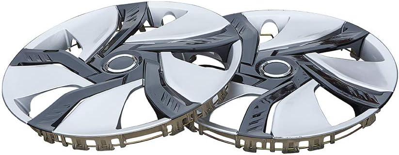 Aumo-mate 2pcs Universal Auto Car Wheel Drum Brake Racing Cover Gold