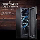 Ivation 12 Bottle Compressor Wine Cooler