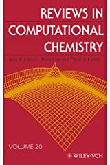 Reviews in Computational Chemistry Hardcover