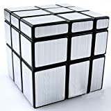 Mirror Magic Cube Professional Gold And Silver Cube^silver.