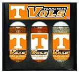 8 Pack TENNESSEE Vols Boxed Set of 3 (Cajun Seas,Stk/Rib Rub, BBQ Rub)