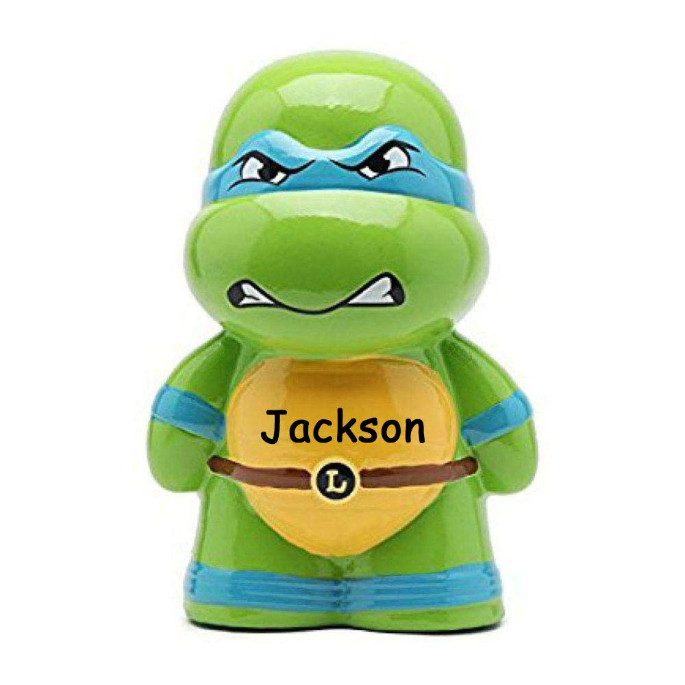 Amazon.com: FABNY Personalized Teenage Mutant Ninja Turtles ...