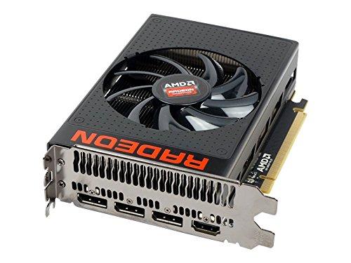 VisionTek Radeon R9 Nano 4GB HBM 4M (3x DP, HDMI) Graphics Card - 900829 by VisionTek