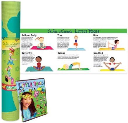 Wai Lana Little Yogis Little Yogis Eco Tote Kit