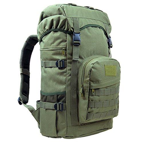 bolso morral de montañismo al aire libre/Mochila de gran capacidad para hombres y mujeres/ mochila trekking-I A
